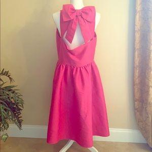 kate spade Dresses - Kate Spade ♠️ Fuchsia Midi Dress